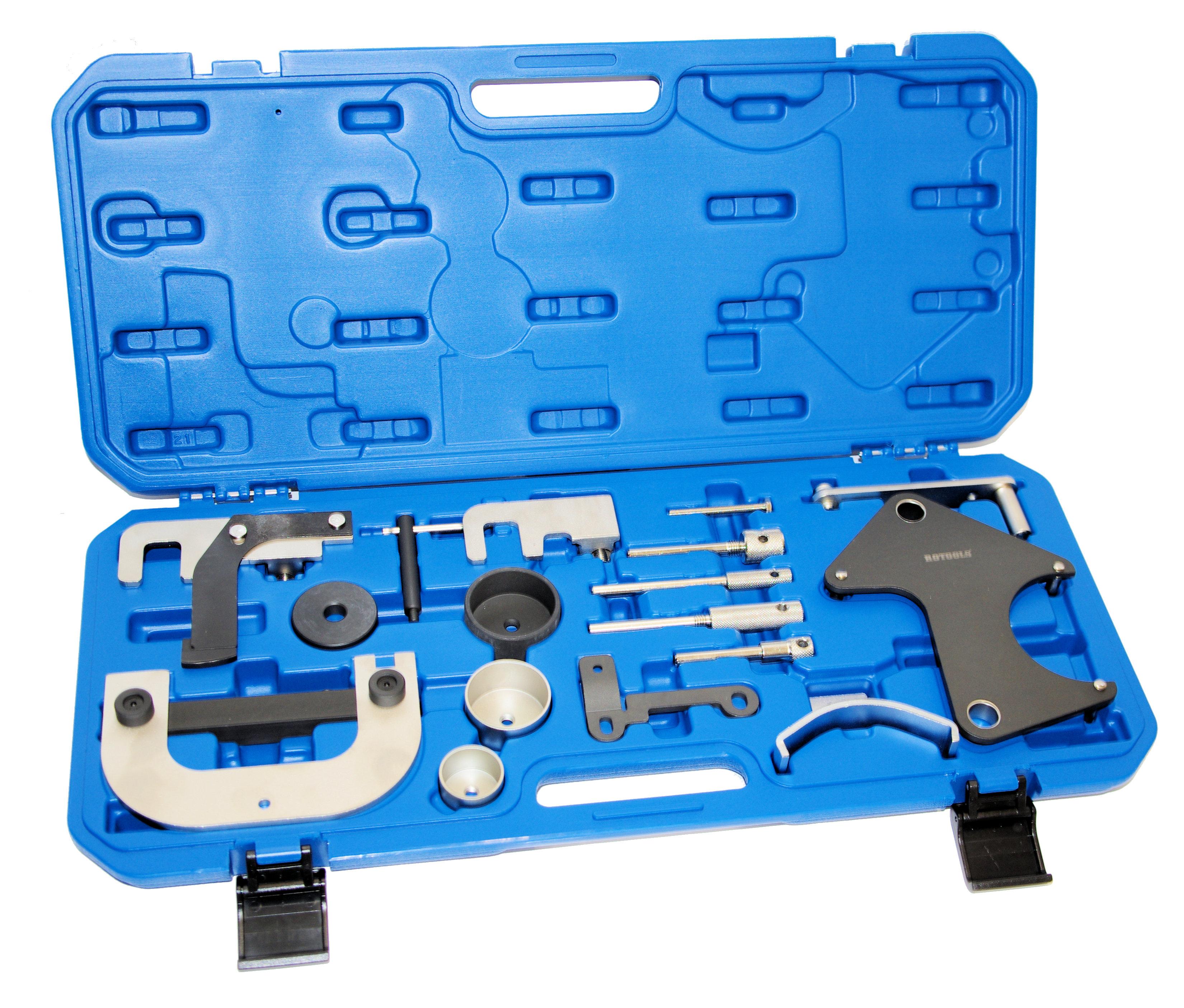 Motor Einstellwerkzeug Zahnriemen Nockenwellen Werkzeug Opel 2.0 CDTI ecoflex